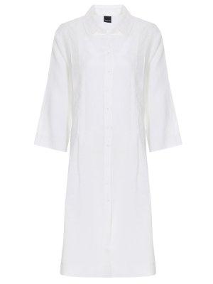 Платье льняное ANNECLAIRE