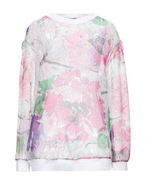 Блузка DIRK BIKKEMBERGS. Цвет: розовый