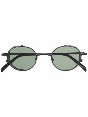 Солнцезащитные очки Tarsis с шорами Epos. Цвет: черный