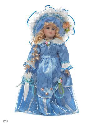 Кукла фарфор 16  Мэдисон Angel Collection. Цвет: голубой