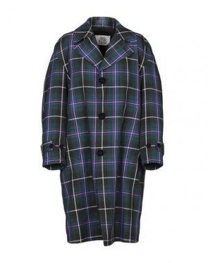 Легкое пальто ATTIC AND BARN. Цвет: темно-зеленый