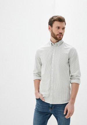 Рубашка Casual Friday by Blend. Цвет: серый