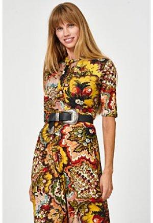 Платье с принтом Desigual