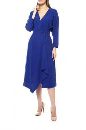 Платье Imperial. Цвет: синий