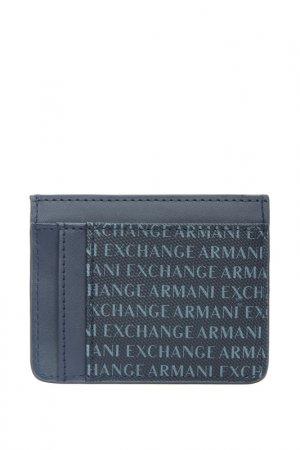 Визи ARMANI EXCHANGE. Цвет: темно-синий
