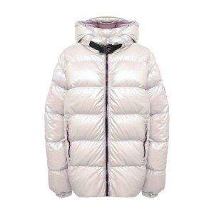 Пуховая куртка 6 Moncler х 1017 Alyx 9SM Genius. Цвет: белый