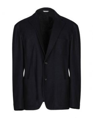 Пиджак COLOMBO. Цвет: темно-синий