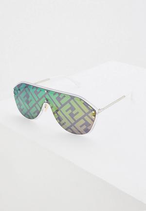 Очки солнцезащитные Fendi FF M0039/G/S F74. Цвет: разноцветный