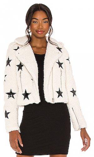 Куртка BLANKNYC. Цвет: ivory