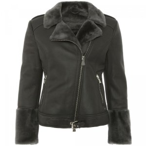 Куртка Ballin. Цвет: серый