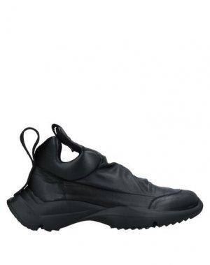 Низкие кеды и кроссовки CINZIA ARAIA. Цвет: черный