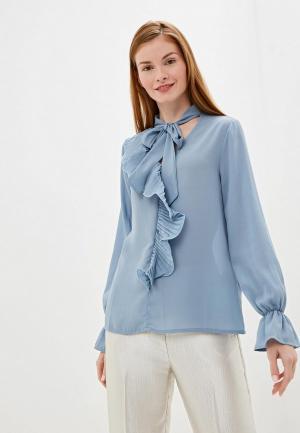 Блуза Camomilla Italia. Цвет: голубой