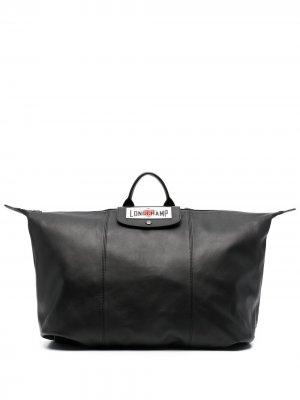 Рюкзак Le Pliage Longchamp. Цвет: черный