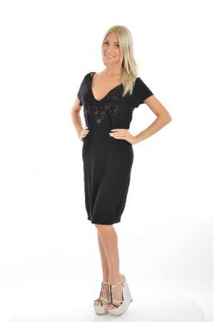 Платье ETINCELLE. Цвет: черный