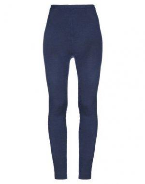 Повседневные брюки E.A.R.C.. Цвет: синий