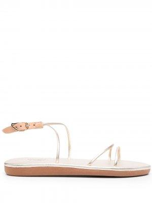 Сандалии Angel Ancient Greek Sandals. Цвет: золотистый