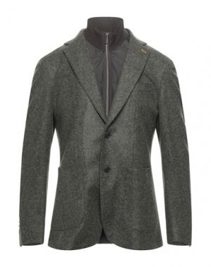 Пиджак HARMONT&BLAINE. Цвет: зеленый-милитари