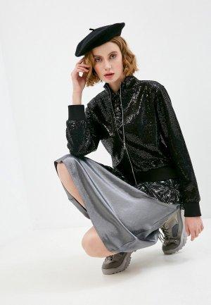 Олимпийка DKNY. Цвет: черный