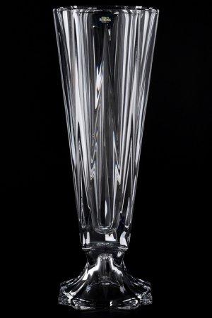 ВАЗА ДЛЯ ЦВЕТОВ 43 СМ Crystalite Bohemia. Цвет: прозрачный
