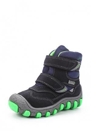 Ботинки Bartek BA005ABYZL35. Цвет: синий
