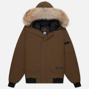 Мужская куртка бомбер Chilliwack Canada Goose. Цвет: оливковый