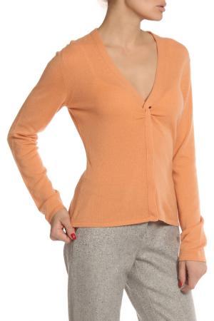 Пуловер Annapurna. Цвет: оранжевый