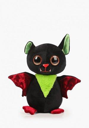 Игрушка мягкая Fancy Летучая мышь Бэтти, 23 см. Цвет: черный