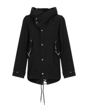 Куртка KENGSTAR. Цвет: черный