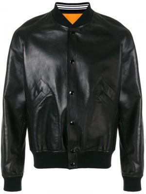Куртка-бомбер с застежкой на молнии Golden Goose
