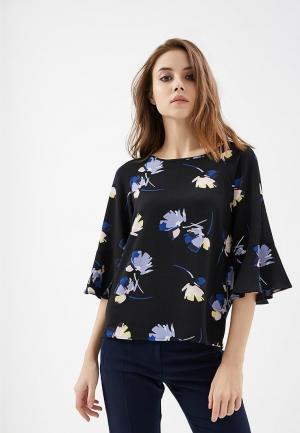 Блуза Marks & Spencer MA178EWAQYT7. Цвет: черный