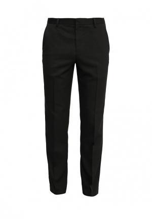Брюки Burton Menswear London. Цвет: черный