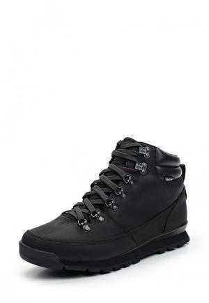 Ботинки The North Face M B-TO-B REDX LTHR. Цвет: черный