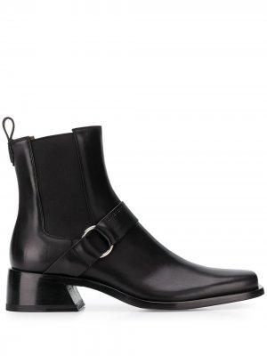 Ботинки челси Givenchy. Цвет: черный
