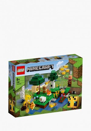 Конструктор LEGO The Bee Farm. Цвет: разноцветный