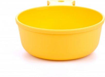 Миска KASA WILDO. Цвет: желтый