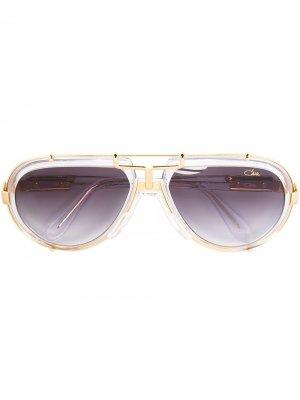 Солнцезащитные очки 642 Cazal. Цвет: нейтральные цвета