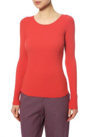 Пуловер Liu Jo. Цвет: красный