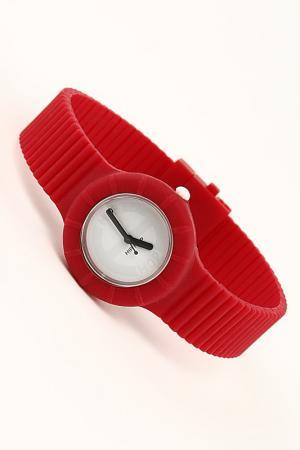 Часы Hip Hop. Цвет: красный