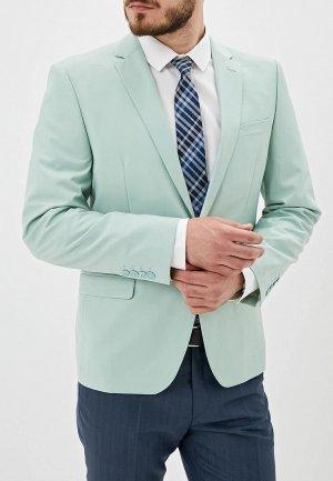 Пиджак Absolutex. Цвет: зеленый