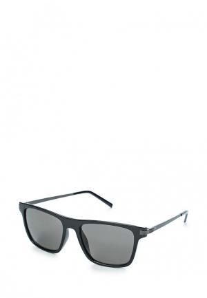 Очки солнцезащитные PUMA PE0043S005. Цвет: черный