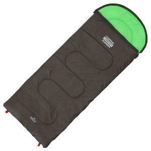 Спальник 2-слойный, l одеяло+подголовник 185 x 70 см, camping comfort summer, таффета/таффета, +15°c Maclay