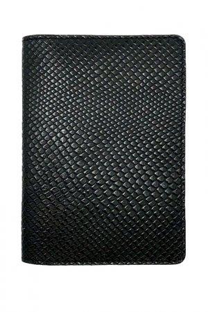 Обложка для паспорта Katrin Urova. Цвет: черный, аризона