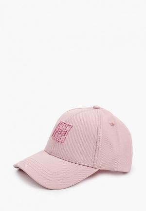 Бейсболка Avanta. Цвет: розовый