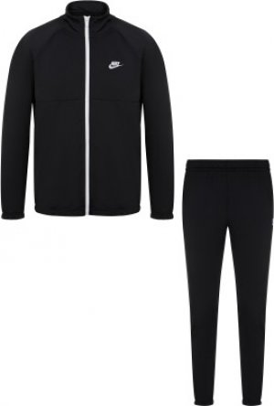 Костюм мужской Sportswear, размер 50-52 Nike. Цвет: черный