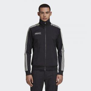 Олимпийка Pleckgate Originals adidas. Цвет: черный