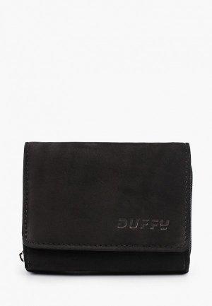 Кошелек Duffy. Цвет: черный