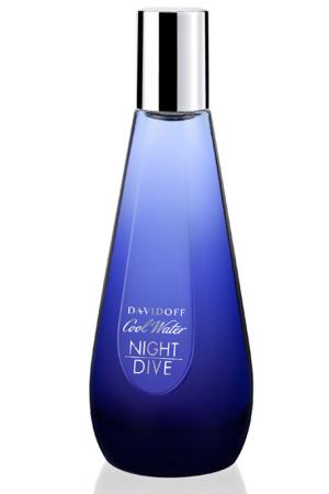 Night Dive Woman EDT, 30 мл Davidoff. Цвет: none