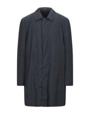 Легкое пальто CERRUTI 1881. Цвет: темно-синий