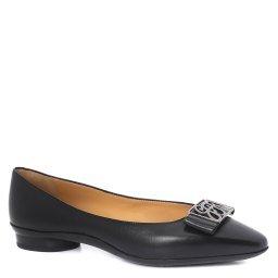 Туфли W295 черный GIOVANNI FABIANI