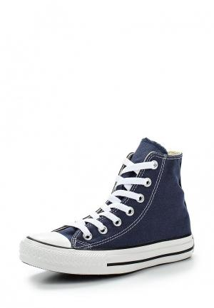 Кеды Converse ALL STAR HI NAVY. Цвет: синий